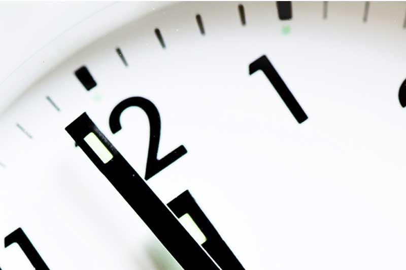Webinar Wer hat an der Uhr gedreht? Von Zeitdieben und Störfaktoren