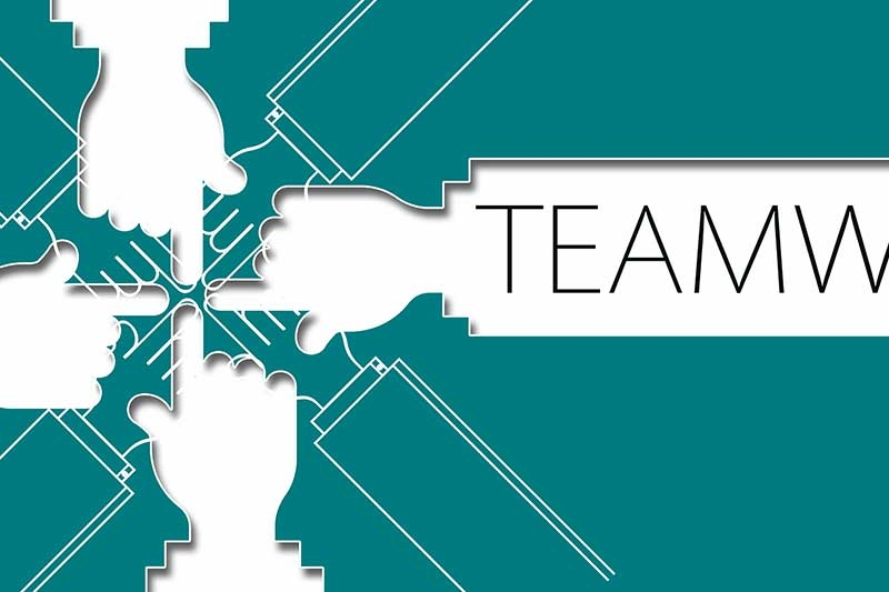 Webinar  Fünf plus Eins - Dimensionen teamorientierten Arbeitens