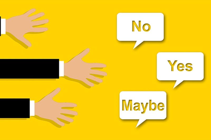 Entscheidungen treffen - Einzelansicht